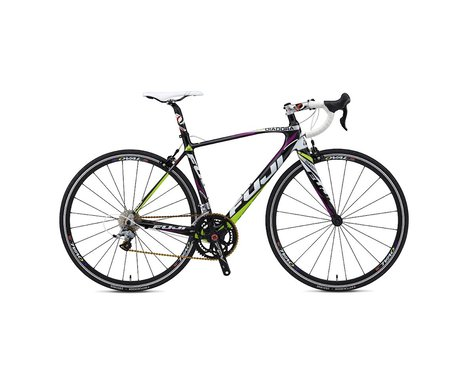 Fuji Bikes Fuji Supreme LTD Team Edition Women's Road Bike -- 2012 (Black/Yellow)