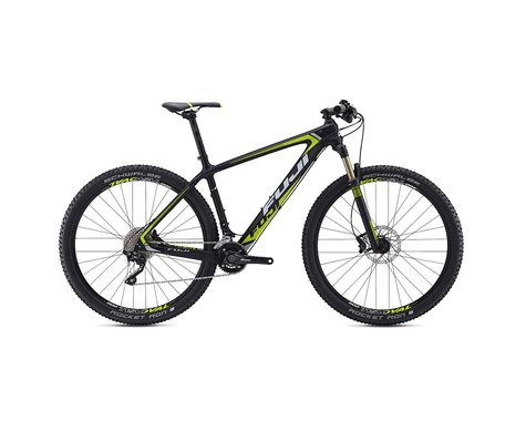 Fuji SLM 2.5 29er Mountain Bike - 2016 (Carbon/Silver) (15)