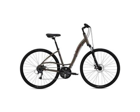 Fuji Crosstown 1.1 Disc Women's Comfort Bicycle 2016 (Tan) (15)