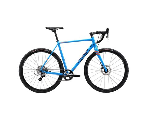 Fuji Bikes Fuji Cross 1.4 LE Cyclocross Bike - 2017 Performance Exclusive (Blue)