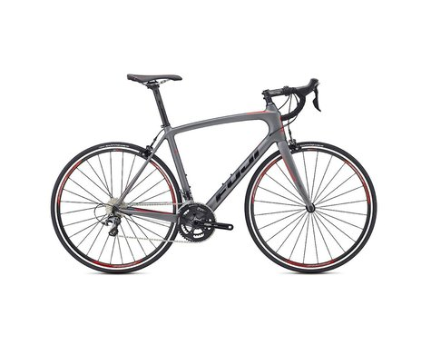 Fuji Bikes Fuji Gran Fondo Classico 1.1 Road Bike - 2017 (Grey)