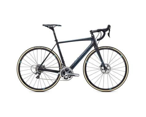 Fuji Bikes Fuji SL 1.3 Disc Road Bike - 2017 (Carbon/Cyan)