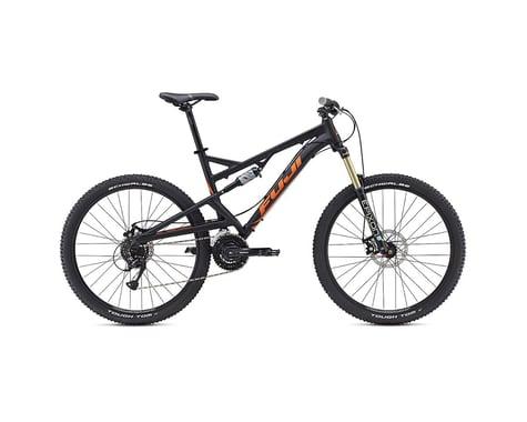 "Fuji Reveal 1.5 27.5"" Mountain Bike - 2017 (Black/Orange) (15)"