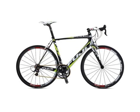 Fuji Altamira LTD Team Edition Road Bike - 2012 (Black/Yellow) (55)