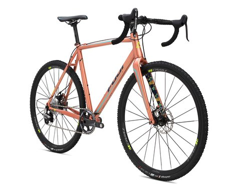 Fuji Bikes Fuji Cross 1.3 Cyclocross Bike - 2016 (Copper) (60)