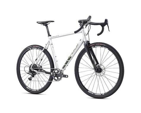 Fuji Bikes Fuji Jari 1.1 Gravel Bike - 2017 (Grey) (49)