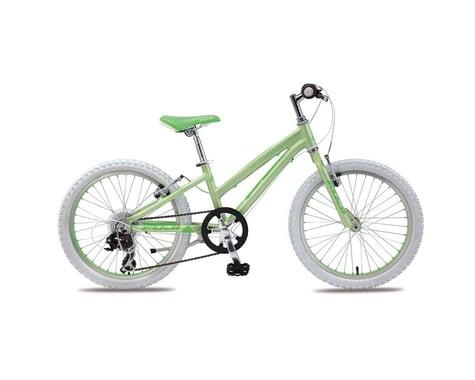 Fuji Sandblaster G Kids Bike - 2012 (Green) (20)