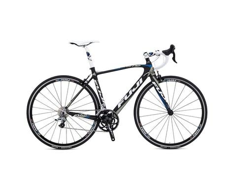 Fuji Bikes Fuji Supreme 1.0 Women's Road Bike -- 2012 (Black/White)
