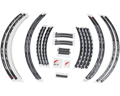 Fulcrum Racing Zero Limited Edition Label Kit 2012