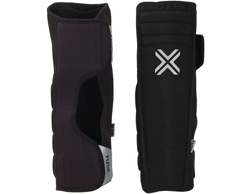 Fuse Protection Alpha Shin Whip Extended Pad (Black) (L)