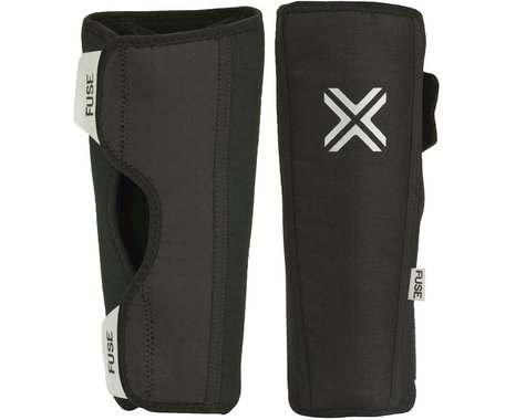 Fuse Protection Alpha Shin Pad (Black) (L)