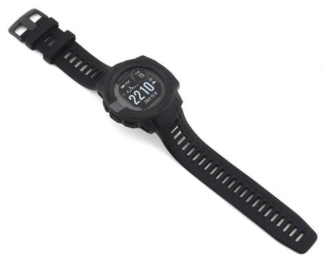 Garmin Instinct Solar GPS Smartwatch (Black) (Tactical Edition)