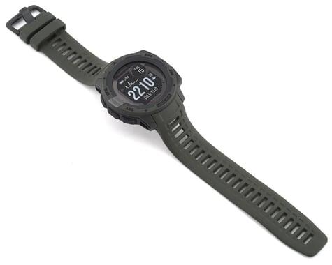 Garmin Instinct Solar GPS Smartwatch (Moss) (Tactical Edition)