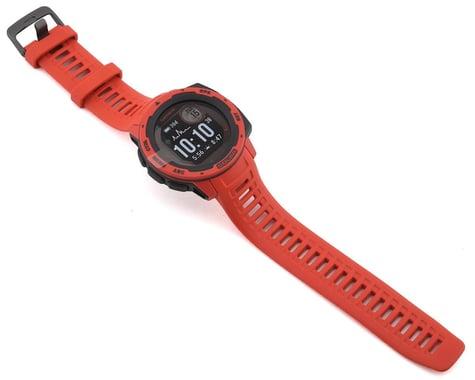 Garmin Instinct Solar GPS Smartwatch (Flame Red)