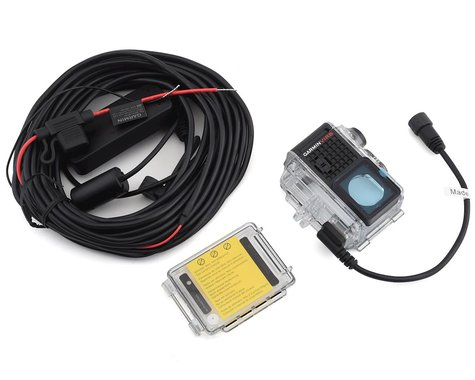 Garmin Virb Ultra 30 Powered Mount Case & Wiring