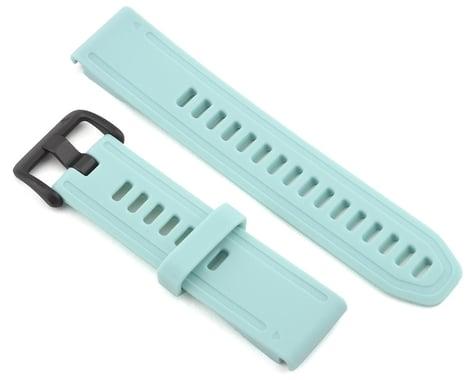 Garmin Fenix 6 Quick Fit Silicone Wristband (Spearmint) (20mm)