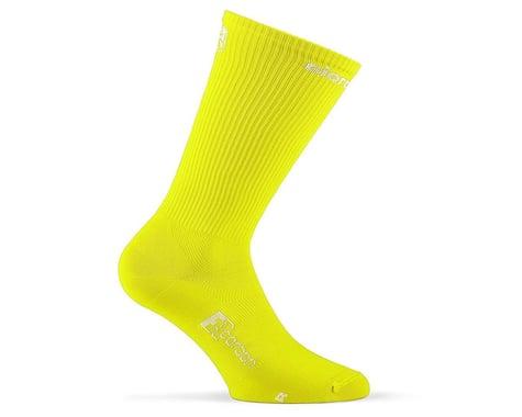 Giordana FR-C Tall Sock (Fluo Yellow) (S)