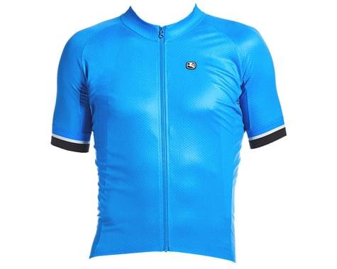 Giordana SilverLine Short Sleeve Jersey (Bright Blue) (S)