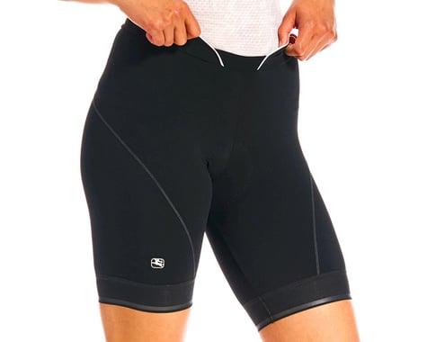 Giordana Women's Fusion Short (Black) (XL)