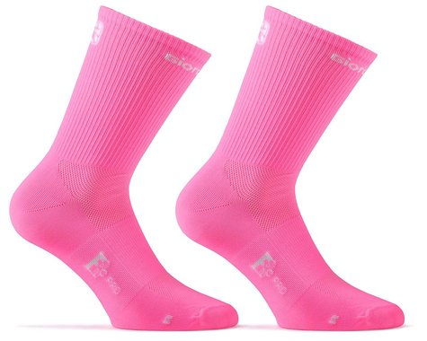 Giordana FR-C Tall Solid Socks (Pink Fluo) (S)