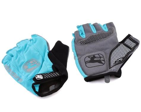Giordana Women's Strada Gel Gloves (Light Blue) (S)