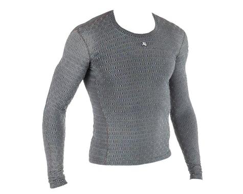 Giordana Ceramic Long Sleeve Base Layer (Grey) (L)