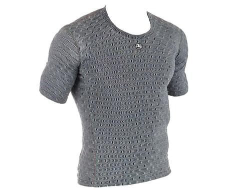 Giordana Ceramic Short Sleeve Base Layer (Grey) (XL)