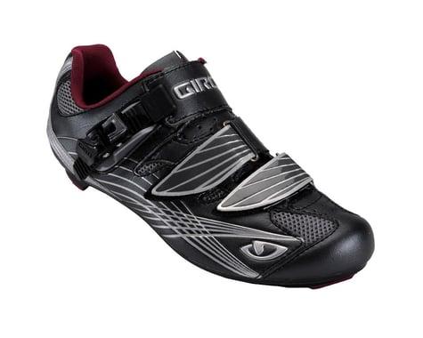 Giro Women's Solara Road Shoes - Closeout (Gunmetal/Berry)