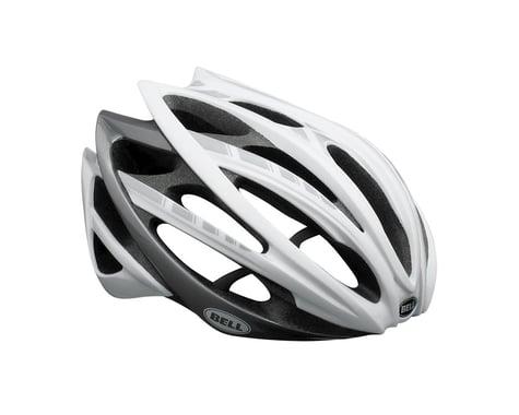 """Giro Bell Gage Road Helmet (White Stripes) (Small 20.5-22"""")"""