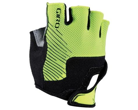 Giro Bravo Jr Gloves (Highlighter Yellow/Black)