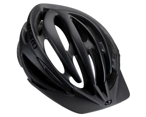 "Giro Pneumo Road Helmet - Closeout (Matte Black) (Small 20-21.75"")"