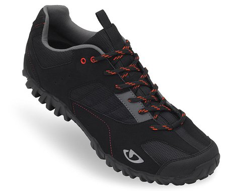 Giro Rumble MTB Shoes (Black)