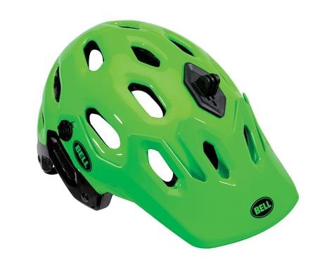 Giro Bell Super Mountain Bike Helmet - Discontinued Color (White/Silver Web)