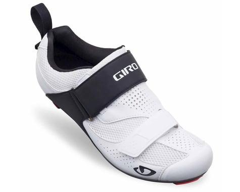 Giro Inciter Tri Bike Shoes (White/Black)