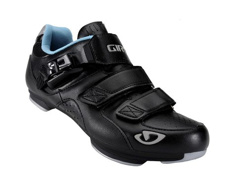 Giro Women's Reveille Road Shoes (Black)