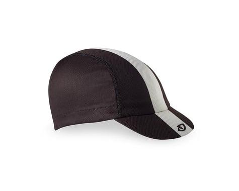 Giro Peloton Cap (Black/White/Grey) (One Size Fits Most)