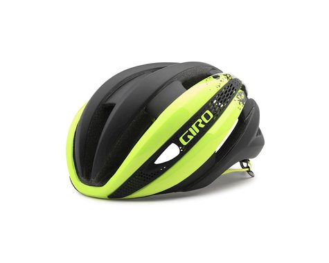 Giro Synthe Road Helmet - Discontinued Color (Highlight Yellow/Matte Black)