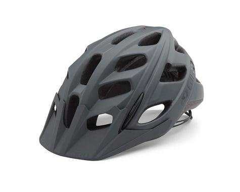 Giro Hex MTB Helmet (Matte Titanium/Red) (Large)