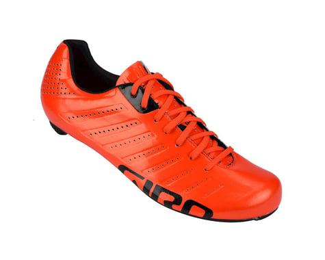 Giro Empire SLX Lace-Up Bike Shoes (Red/Black) (41)