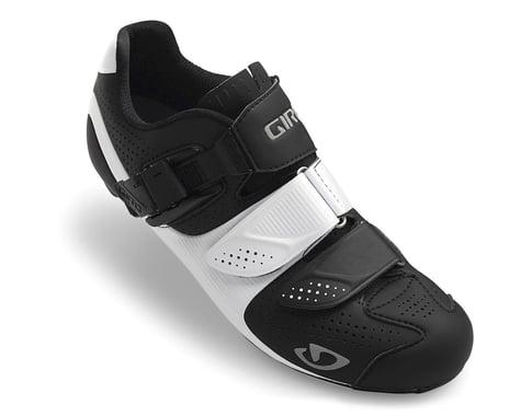 Giro Factress ACC Women's Bike Shoes (Black/White)