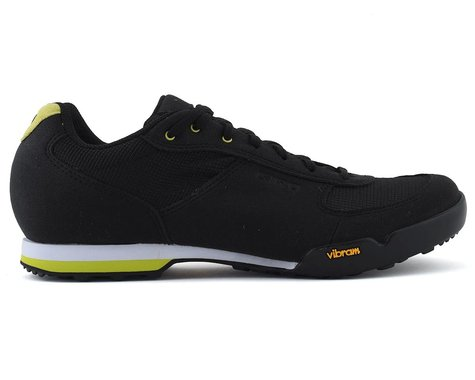 Giro Petra VR Women's Mountain Shoes (Black/Wild Lime) (43)