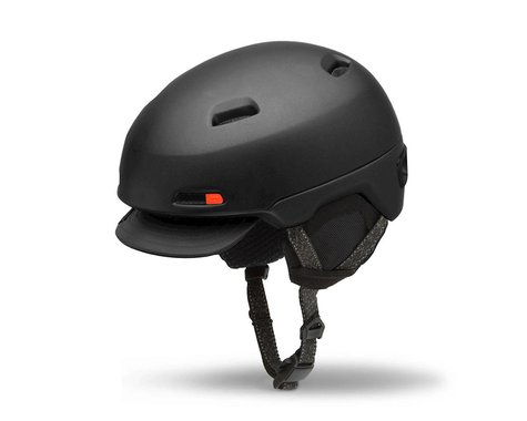 Giro Shackleton Urban Helmet (Matte Black)