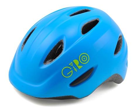 Giro Scamp Kid's Bike Helmet (Matte Blue/Lime) (S)