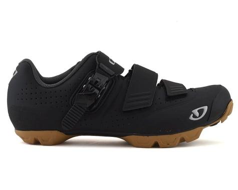 Giro Privateer R HV Mountain Bike Shoe (Black/Gum) (40.5)