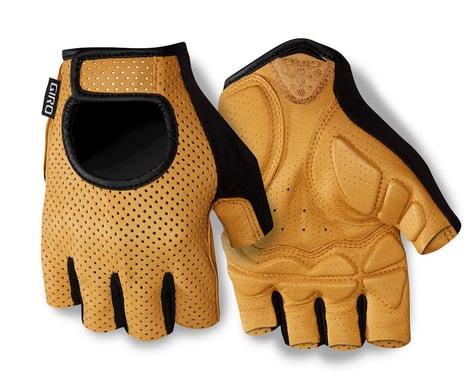 Giro LX Short Finger Bike Gloves (Tan) (2016) (S)