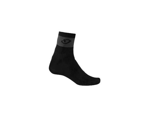 Giro Comp Racer Socks (Black/Dark Shadow)
