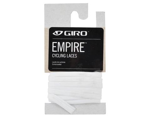 """Giro Empire Laces (White) (52"""")"""