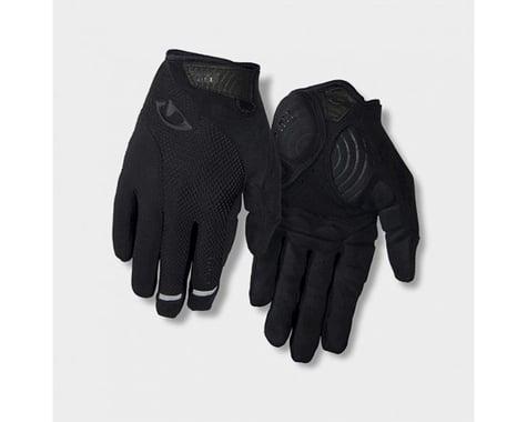Giro Strade Dure Supergel Long Finger Gloves (Black)