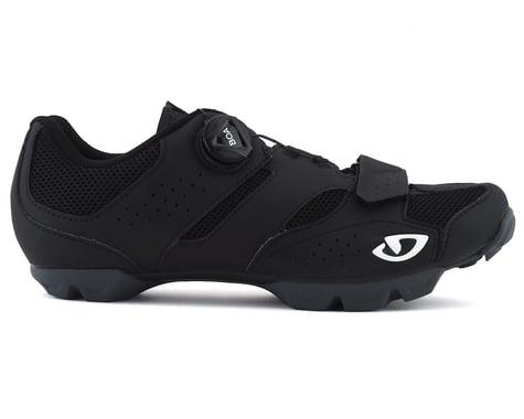 Giro Cylinder Women's Mountain Bike Shoe (Black) (38)