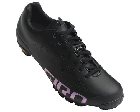 Giro Empire VR90 Women's Lace Up MTB/CX Shoe (Black/Marble Galaxy) (39)